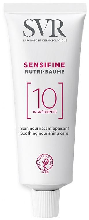 Pflegender Gesichtsbalsam für empfindliche und sehr trockene Haut - SVR Sensifine Nutri-Balm