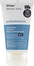 Düfte, Parfümerie und Kosmetik Feuchtigkeitsspendendes und hypoallergenes Shampoo - Tolpa Dermo Hair Moisturizing Shampoo