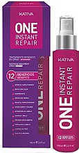 Düfte, Parfümerie und Kosmetik Intensive Behandlung für strapaziertes Haar mit Keratin - Kativa Keratina One Instant Repair