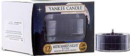 Düfte, Parfümerie und Kosmetik Teelichte - Yankee Candle Scented Tea Light Candles Midsummer's Night