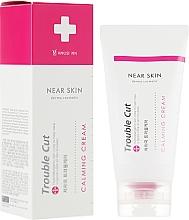 Düfte, Parfümerie und Kosmetik Hypoallergene beruhigende Gesichtscreme - Missha Near Skin Trouble Cut Calming Cream