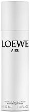 Düfte, Parfümerie und Kosmetik Loewe Aire Natural Spray Desodorante - Deospray