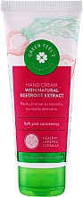 Düfte, Parfümerie und Kosmetik Krem do rąk z ekstraktem buraków - Green Feel's Hand Cream With Beetroot Extract
