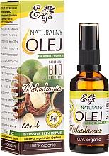 Düfte, Parfümerie und Kosmetik 100% natürliches Macadamiaöl - Etja Macadamia Bio