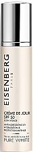 Düfte, Parfümerie und Kosmetik Schützende Tagescreme SPF 50 - Jose Eisenberg Pure White Day Cream
