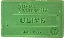 Düfte, Parfümerie und Kosmetik Naturseife mit Olive - Le Chatelard 1802 Soap Olive