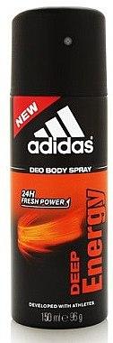 Adidas Deep Energy - Deodorant  — Bild N1