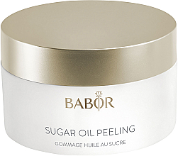 Düfte, Parfümerie und Kosmetik Vitalisierendes Zucker-Öl Peeling für das Gesicht mit Arganöl - Babor Cleansing Sugar Oil Peeling