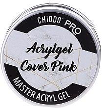 Düfte, Parfümerie und Kosmetik UV/LED Aufbaugel Cover Pink - Chiodo Pro Acryl Gel Cover Pink