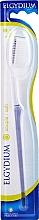 Düfte, Parfümerie und Kosmetik Zahnbürste weich violett-transparent - Elgydium Performance Soft