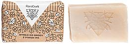 Düfte, Parfümerie und Kosmetik Pflegende Bartseife mit Duft nach IPA-Bier - RareCraft Beard Soap