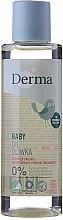 Düfte, Parfümerie und Kosmetik Badeöl für Kinder ab der Geburt - Derma Baby Bath Oil
