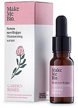 Düfte, Parfümerie und Kosmetik Gesichtsserum - Make Me Bio Serum Garden Roses