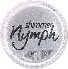 Düfte, Parfümerie und Kosmetik Glitterpuder für Nägel - Silcare Shimmer Nymph