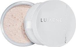 Düfte, Parfümerie und Kosmetik Loser Gesichtspuder - Lumene Nordic Chic Sheer Finish Loose Powder