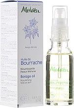 Düfte, Parfümerie und Kosmetik Nährendes Boretschöl für reife Haut - Melvita Huiles De Beaute Borage Oil