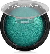 Düfte, Parfümerie und Kosmetik Gebackener Lidschatten - NoUBA Nombra Eyeshadow