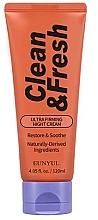 Düfte, Parfümerie und Kosmetik Ultra straffende Nachtcreme - Eunyul Clean & Fresh Ultra Firming Night Cream
