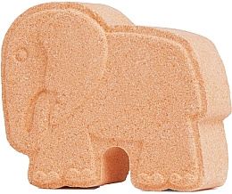 Düfte, Parfümerie und Kosmetik Badebombe mit Mangoduft - The Body Shop Mango Animal Bath Bomb