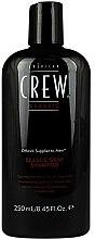 Düfte, Parfümerie und Kosmetik Farbneutralisierendes Shampoo für graues Haar - American Crew Classic Gray Shampoo
