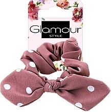 Düfte, Parfümerie und Kosmetik Haargummi 417611 rosa Tupfen - Glamour