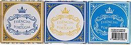 Düfte, Parfümerie und Kosmetik Seifenset - Essencias De Portugal Living Portugal (Seife 3x50g)