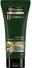 Düfte, Parfümerie und Kosmetik Haargel mit Kaktuswasser und Kokosnuss Flexibler Halt - Tresemme Botanique Air Dry Natural Hold Gel