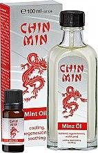 Düfte, Parfümerie und Kosmetik Kühlendes, regenerierendes und wohltuendste Minzöl für den Körper - Styx Naturcosmetic Chin Min Minz Oil