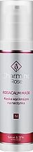 Düfte, Parfümerie und Kosmetik Beruhigende Maske für Kapillarhaut und gegen Rosazea - Charmine Rose Rosacalm Mask