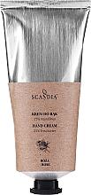 Düfte, Parfümerie und Kosmetik Handcreme mit Rose - Scandia Cosmetics Hand Cream 25% Shea Rose