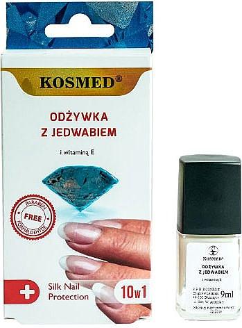 10in1 Seidenconditioner für die Nägel - Kosmed Silk Nail Conditioner