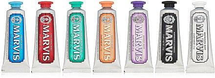 Zahnpasta Geschenkset - Marvis Toothpaste Flavor Collection Gift Set (7x25ml)