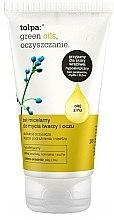 Düfte, Parfümerie und Kosmetik Mizellen-Gesichtswaschgel mit Leinöl - Tolpa Green Oils Micellar Gel