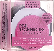Düfte, Parfümerie und Kosmetik Make-up Pinsel-Reinigungsbalsam - Real Techniques Brush Cleansing Balm