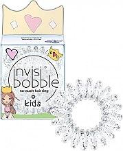 "Düfte, Parfümerie und Kosmetik Haargummis ""Princess Sparkie"" 3 St. - Invisibobble Kids Princess Sparkie"