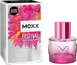 Düfte, Parfümerie und Kosmetik Mexx Festival Splashes - Eau de Toilette