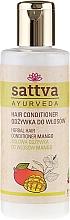 Düfte, Parfümerie und Kosmetik Haarspülung - Sattva Conditioner Mango