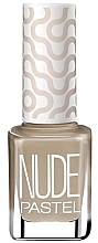 Düfte, Parfümerie und Kosmetik Nagellack - Pastel Nude Nail Polish
