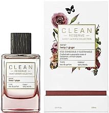 Düfte, Parfümerie und Kosmetik Clean Hemp & Ginger - Eau de Parfum