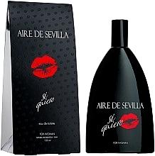 Düfte, Parfümerie und Kosmetik Instituto Espanol Aire de Sevilla Si Quiero - Eau de Toilette