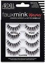 Düfte, Parfümerie und Kosmetik Künstliche Wimpern - Ardell Faux Mink Multipack Wispies