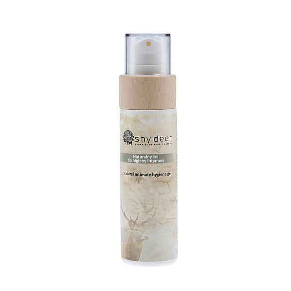 Natürliches Gel für die Intimhygiene - Shy Deer Natural Intimate Hygiene Gel