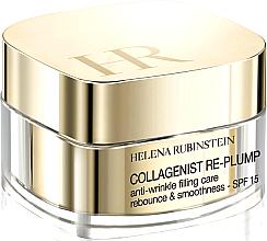 Düfte, Parfümerie und Kosmetik Anti-Aging Gesichtscreme für normale und gemischte Haut - Helena Rubinstein Collagenist Re-Plump SPF 15
