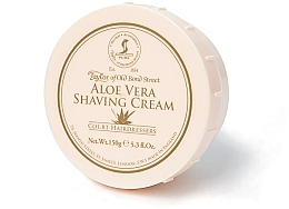 Düfte, Parfümerie und Kosmetik Rasiercreme mit Aloe Vera-Extrakt - Taylor of Old Bond Street Aloe Vera Shaving Cream Bowl