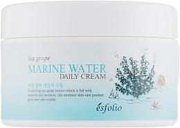 Düfte, Parfümerie und Kosmetik Tagescreme mit Seetraubenextrakt - Esfolio Marin Water Daily Cream