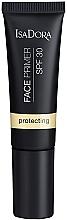 Düfte, Parfümerie und Kosmetik Schützender Gesichtsprimer SPF 30 - IsaDora Face Primer Protecting SPF 30