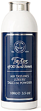 Düfte, Parfümerie und Kosmetik Taylor of Old Bond Street Mr Taylor Luxury Talcum Powder - Talkpuder