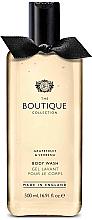 Düfte, Parfümerie und Kosmetik Duschgel Grapefruit und Verbene - Grace Cole Boutique Grapefruit & Verbena Body Wash