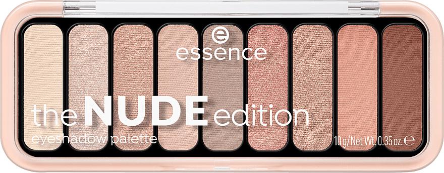 Lidschattenpalette - Essence The Nude Edition Eyeshadow Palette