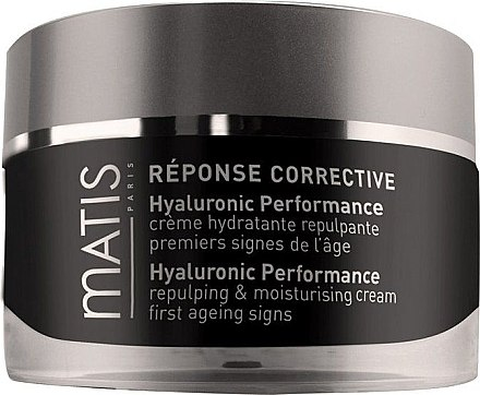 Anti-Aging Gesichtscreme mit Hyaluronsäure - Matis Reponse Corrective Hyaluronic Performance Cream — Bild N1